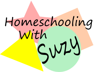 Homeschooling with Suzy